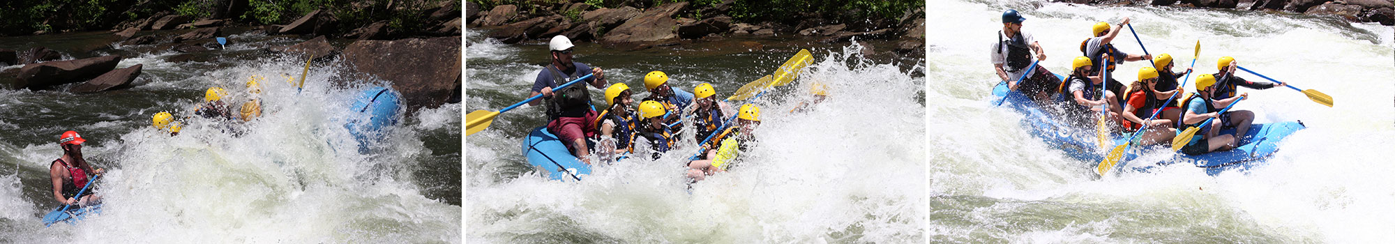 Frequently Asked Questions about Ocoee River Whitewater Rafting