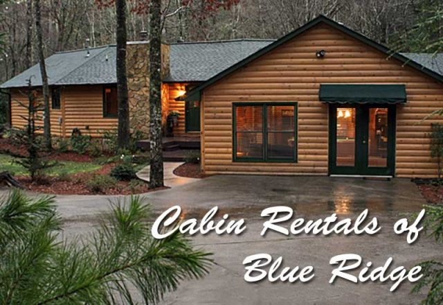 Ocoee River & North Georgia Cabin Rentals