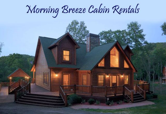 Morning Breeze Cabin Rentals